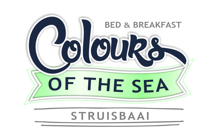 Colours of the Sea B&B – New logo design